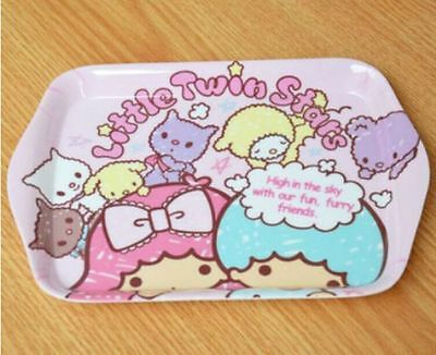 Dinnerware Cute Hellokitty Melamine Plate Dish Fruit Snack Tray Tableware A69Ka5