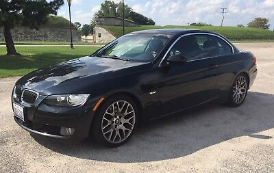 2008 BMW 3-Series Sport, Premium, Cold Weather packages BMW 3-Series convertible