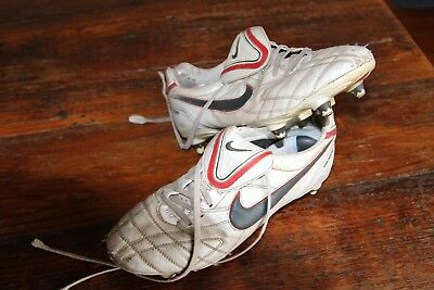 Nike Tiempo Legend III SG Soccer boots 366202-136, US 12.5 UK 11.5