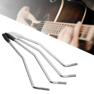 6mm Guitar Single Screw-in Tremolo Whammy Bar Arm Crank Handle With Plastic Tip