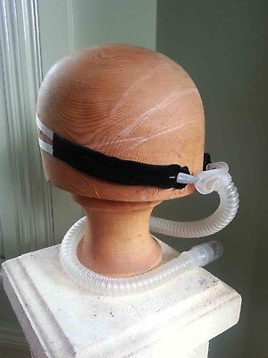 Resmed Airfit P10 (tm) compatible headgear strap for nasal pillow mask