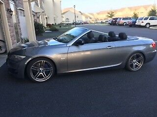 2011 BMW 3-Series is 2011 BMW 335is Convertible