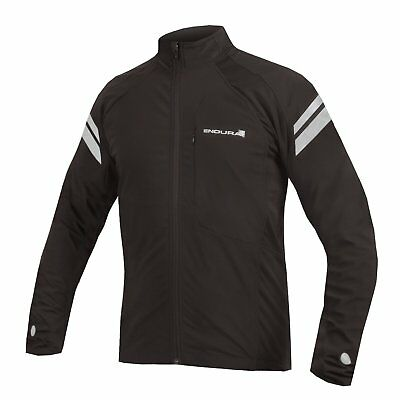 Endura Windchill II Cycling Jacket (Black / (M) Medium)