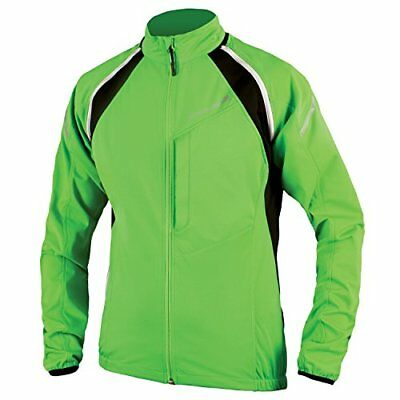 Endura Men's Convert Softshell Cycling Jacket (Kelly Green / (M) Medium)