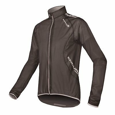 Endura 2015 Men's FS260-Pro Adrenaline Race Cape Cycling Jacket (Black / Medium)