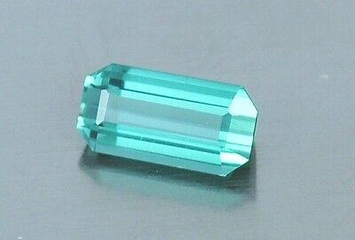 IF 1.05 Ct  Top Quality Awesome Color Paraiba Blue Natural Tourmaline