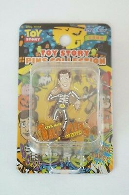 Disney x Pixar Toy Story Halloween Pin Collection Woody JAPAN