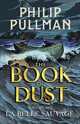 *NEW* La Belle Sauvage: The Book of Dust Volume One *FREE SHIPPING**