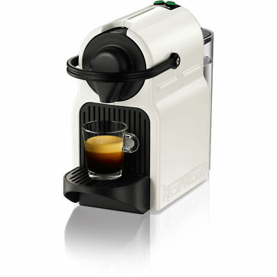 Krups Nespresso XN100140 Pod Coffee Machine 1260 Watt White New