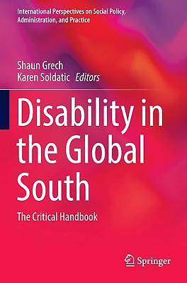 Disability in the Global South, Shaun Grech