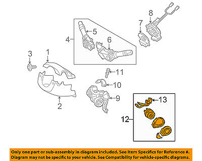 KIA OEM 10-13 Forte-Ignition Lock Cylinder 819001MB00