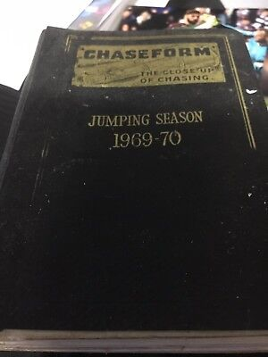 raceform up-to-date chaseform 1969-70 jumping season