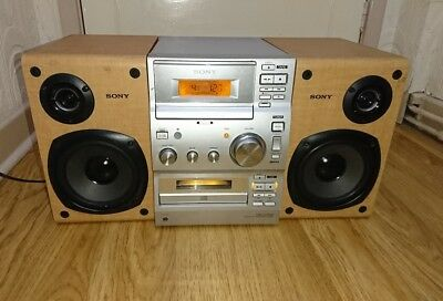 Sony Micro Hi-Fi Component System (CMT-CP100)