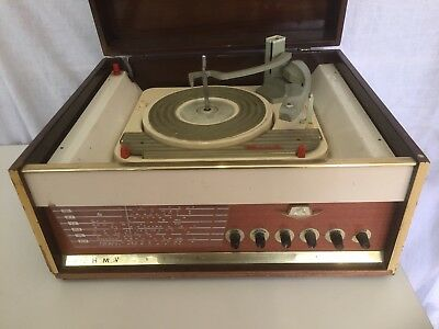 Vintage HMV Record Player