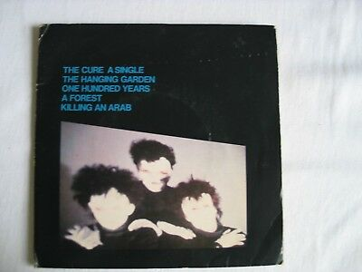 "The Cure A Single original 7"" vinyl EP"