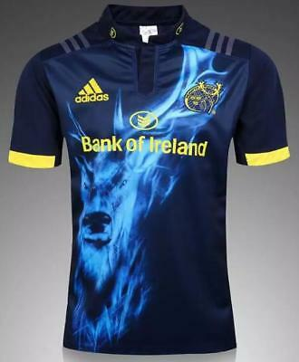 2017 Munster RUGBY JERSEY BLUE
