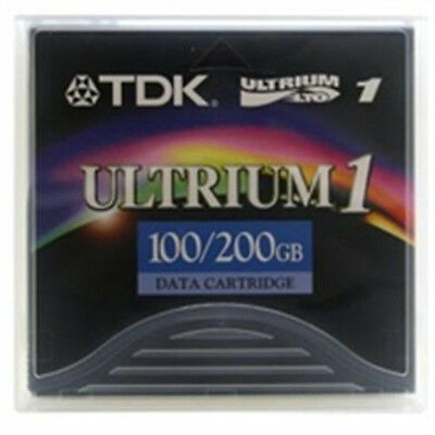 TDK LTO 1 Data Cartridge - D2404-100 x 5