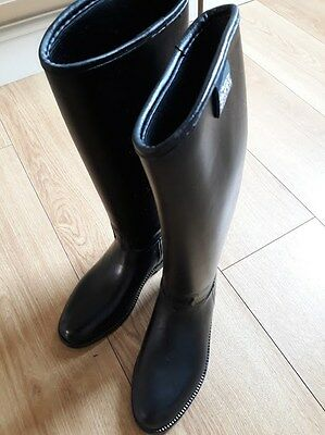 Shires Long Riding Boots Size 2