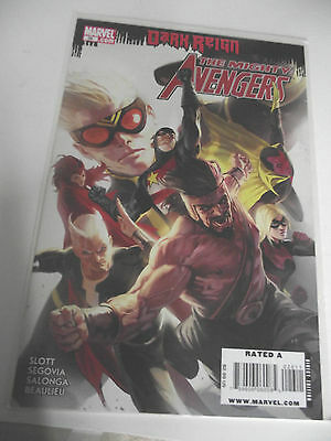 The Mighty Avengers #26 (2007) Dark Reign NM