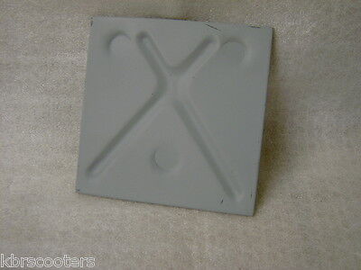 Lambretta Series 1,2 Number Plate Holder In Primer Fits Series 1 And 2
