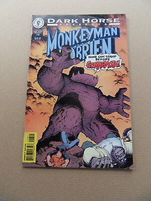 Dark Horse Presents 118 .Monkeyman O'brien / Heltic Planet .Dark Horse 1997 . VF