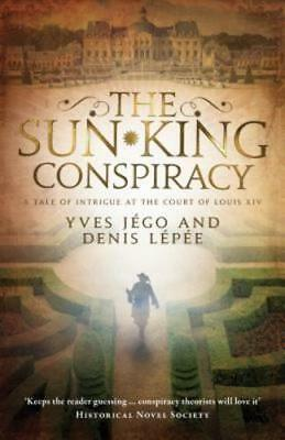 The Sun King Conspiracy 9781910477359
