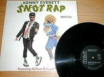 Kenny Everett : Snot Rap : Lp