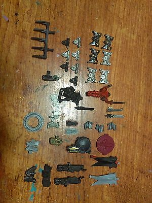 warhammer 40k Sisters of Battle bits backpacks sister superiors