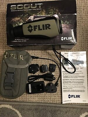 Flir Scout ii 320. Excellent condition, barely used.