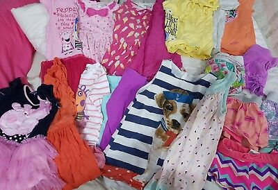 bulk girls clothes size 2 dresses and skirts