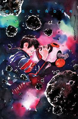Descender #25 (2017) 1St Printing Nguyen Cover A Bagged & Boarded Image