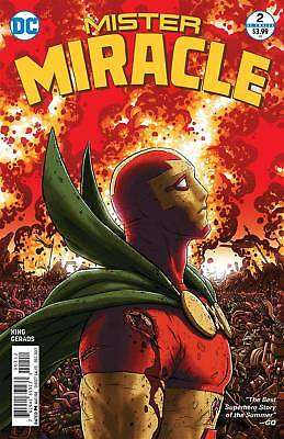 Mister Miracle #2 (Of 12) (2017) 2Nd Printing Dc Comics Universe Rebirth
