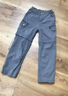 Quencha Children's Walking Trousers Age 8
