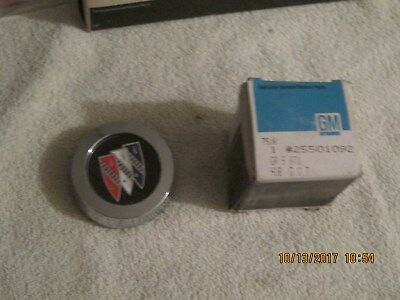 Nos 1980S Buick Wheel Center-Part Number 25501092