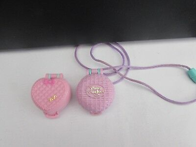 polly pocket 1993 Lockets COMPACTS ONLY NO DOLLS
