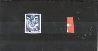 Northern Rhodesia King George V1 Mint Stamp 1938 Sg 42 3 Shillings