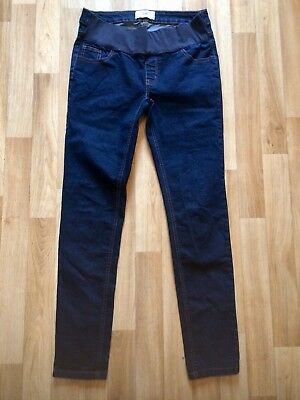 ❤️gorgeous Size 10 New Look Maternity Skinny Jeans ~ Only Worn Twice !! ❤️
