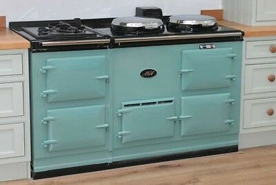 AGA dismantle/dismantling and relocation