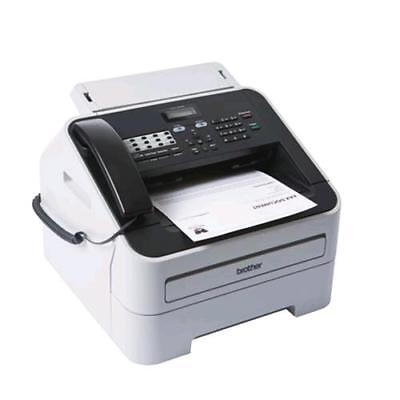 [DND] EGP48869 BROTHER FAX-2845 FAX LASER 33.6kbps 600x300 DPI COLORE GRIGIO