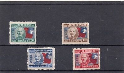 China Stamp Set
