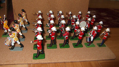 Regimental Band  The Border Regiment