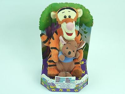 Tigger And Roo Hugging Friends, 20cm Tigger Plush Soft Toys. New Boxed Mattel 0+