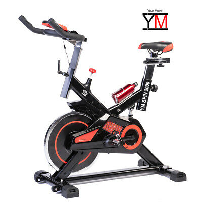 Bici Da Spinning Bike Your Move Cardio Spinbike Bicicletta Cyclette Fitness Top