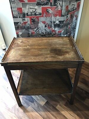 Wooden Card table