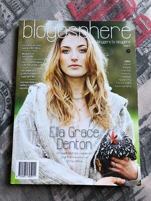 Blogosphere Magazine Issue 9 Ella Grace Denton Blogger