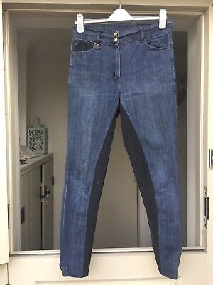 Rugged Breeches Navy And Denim Size 30