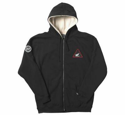 NEW FACTORY EFFEX Men's Honda Sherpa Zip Hoody