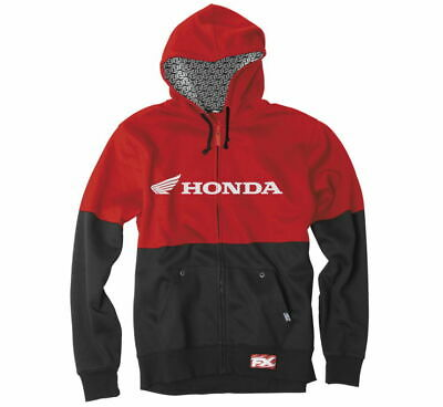 NEW FACTORY EFFEX Men's Honda Double Zip Hoody