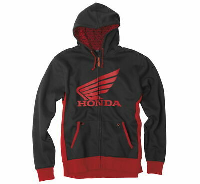 NEW FACTORY EFFEX Men's Honda Limit Zip Hoody