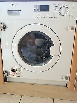 V6320X0GB - Used Neff Integrated Washer/Dryer - White